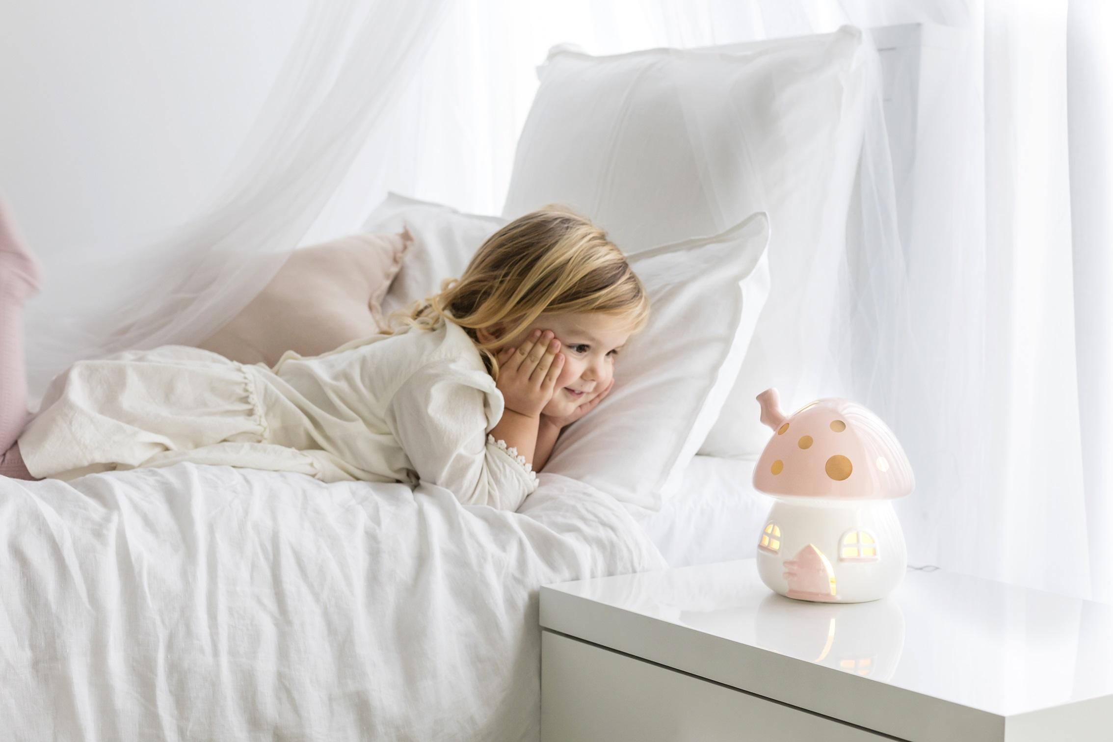 Sleep routine for kids