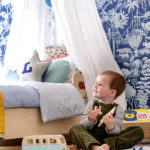 Minty Magazine Real Room Tours: Leo's Toddler Room