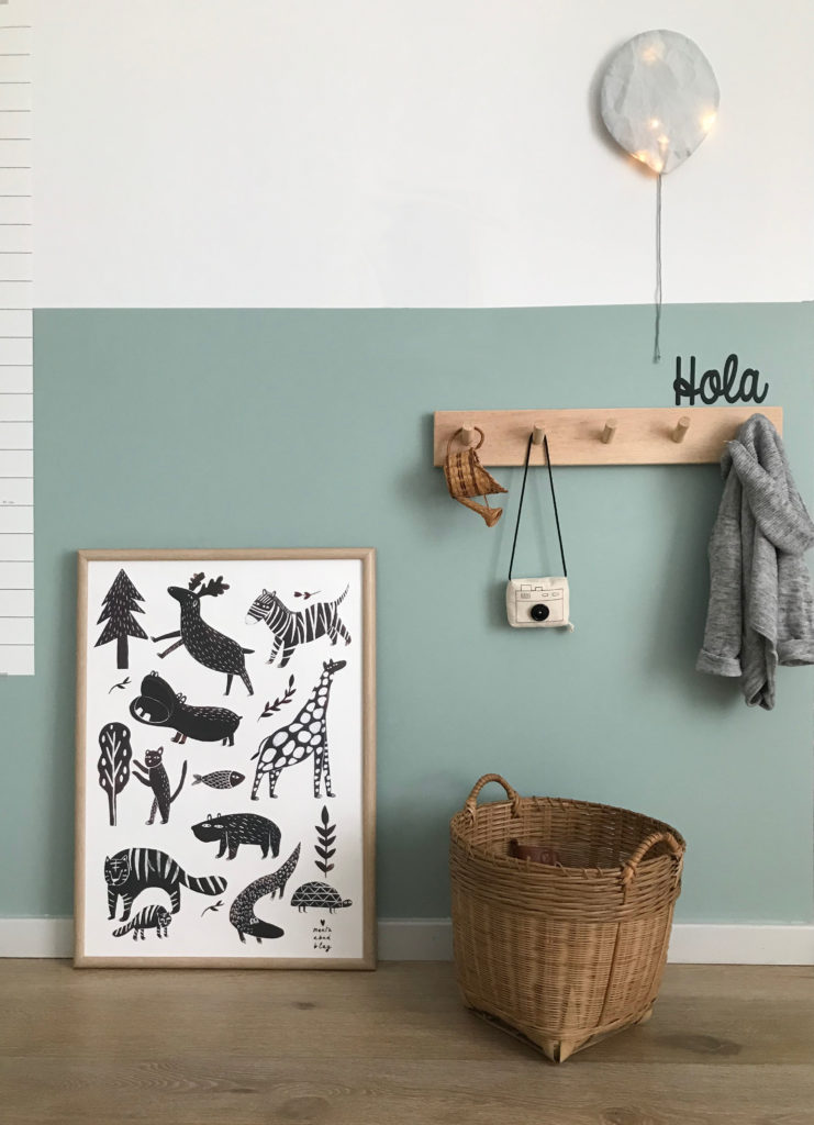 MINTY MAGAZINE REAL ROOM: DYLAN'S NUTURE TODDLER ROOM