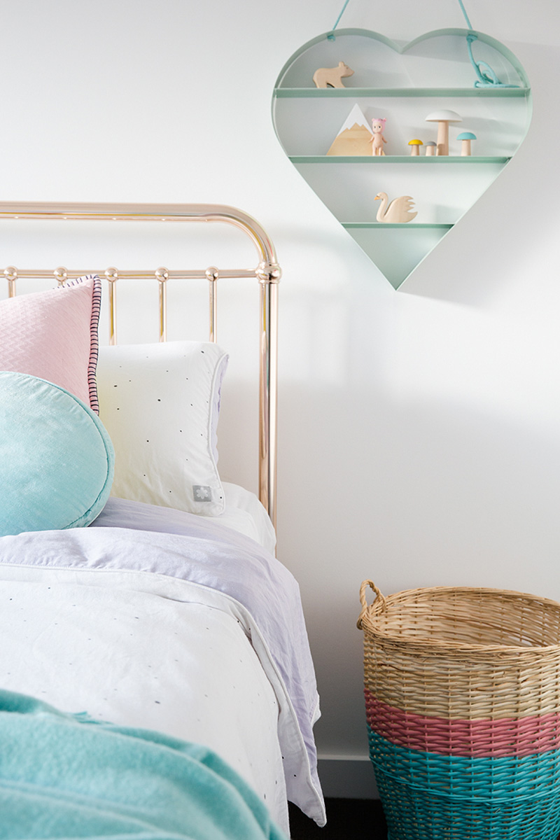 EAL ROOM TOUR- Stevie's Tween Pastel Paradise