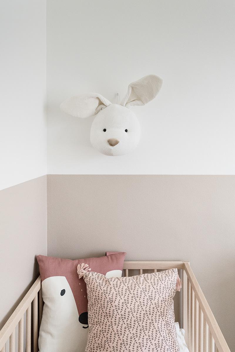 Real Room Reveal- Mila's Nursery on a Budget
